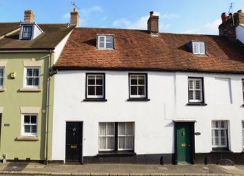 Thumbnail 3 bed flat for sale in Whitecliff Mill Street, Blandford Forum
