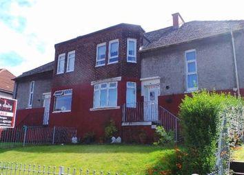 Thumbnail 2 bed flat for sale in Clanrye Drive, Coatbridge