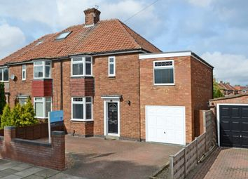 Thumbnail 3 bedroom semi-detached house for sale in Eason View, York
