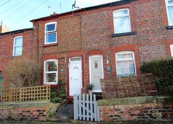 Thumbnail 2 bed terraced house to rent in Birkett Road, West Kirby, Wirral