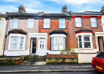Thumbnail 2 bed terraced house for sale in Milton Road, Swanscombe, Kent
