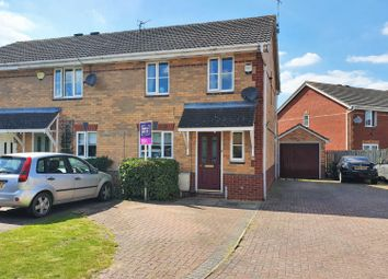 Thumbnail 3 bed end terrace house for sale in Durban Road, Leicester