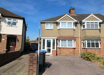 3 bed semi-detached house for sale in Roedean Avenue, Enfield, Middlesex EN3