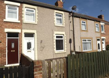 Thumbnail 2 bed terraced house for sale in George Street, Ashington
