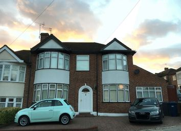 Thumbnail 4 bed semi-detached house to rent in Norfolk Road, Barnet