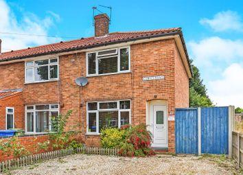 Thumbnail 3 bed terraced house for sale in Cubitt Road, Norwich, Norfolk