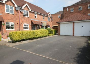 Thumbnail 3 bed terraced house to rent in Aldershaws, Dickens Heath, Shirley, Solihull