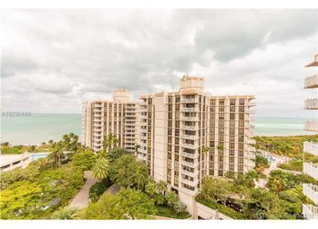 Thumbnail 2 bed apartment for sale in 1121 Crandon Blvd, Key Biscayne, Florida, United States Of America