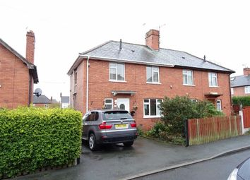 Thumbnail 3 bedroom semi-detached house for sale in 4, Offa Drive, Oswestry, Shropshire