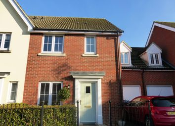 Thumbnail 3 bedroom property to rent in Damson Close, Red Lodge, Bury St. Edmunds