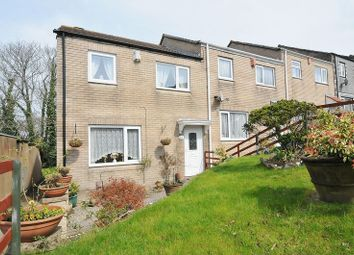 Thumbnail 3 bed end terrace house for sale in Northampton Close, Plymouth