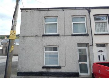 Thumbnail 3 bed terraced house for sale in Stanfield Street, Cwm, Ebbw Vale.