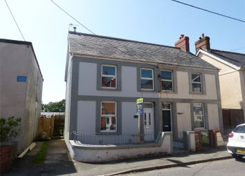 Thumbnail 3 bedroom end terrace house for sale in Pennant House, Clynderwen, Pembrokeshire