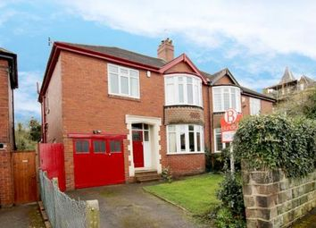 Thumbnail 4 bed semi-detached house for sale in Reneville Road, Rotherham, South Yorkshire
