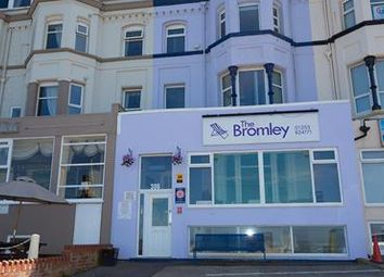 Thumbnail Hotel/guest house to let in Promenade, Blackpool