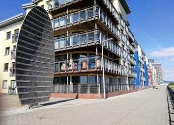 Thumbnail Studio to rent in St Margarets Court, Marina, Swansea.