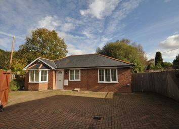 Thumbnail 3 bed detached bungalow for sale in Guildford Road, Normandy, Guildford