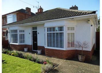 Thumbnail 2 bed detached bungalow for sale in Howeth Road, Bournemouth