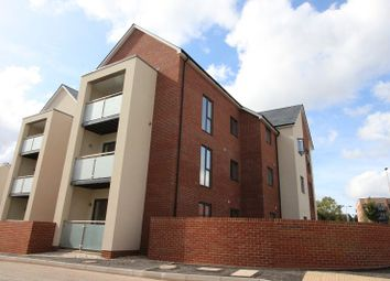 Thumbnail 2 bed property to rent in Cobley Court, Exeter