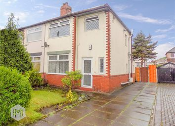 Thumbnail 3 bed semi-detached house for sale in Bradford Road, Farnworth, Bolton