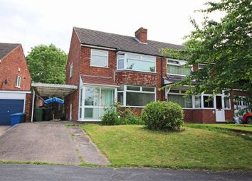 Thumbnail 3 bedroom semi-detached house to rent in June Crescent, Amington, Tamworth, Staffordshire