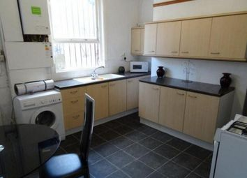 Thumbnail 4 bedroom terraced house to rent in Woodsley Road, Hyde Park, Leeds