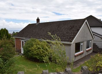 Thumbnail 3 bed detached bungalow to rent in Glen Road, West Cross, Swansea