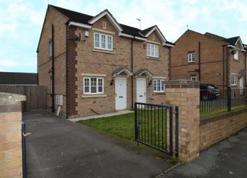 Thumbnail 2 bedroom semi-detached house for sale in High Rigg, Rowantree Drive, Idle, Bradford