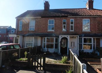 Thumbnail 3 bedroom town house for sale in Queens Road, Fakenham