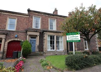 Thumbnail 6 bed town house for sale in Devonshire Terrace, Stanwix, Carlisle, Cumbria