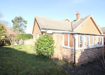Thumbnail 2 bed bungalow for sale in Wymondham, Norfolk