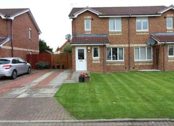 Thumbnail 3 bed semi-detached house for sale in 4, Gunn Mews, Wishaw, North Lanarkshire
