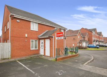 Thumbnail 1 bed flat for sale in Grayling Walk, Bentley Bridge Wednesfield, Wolverhampton