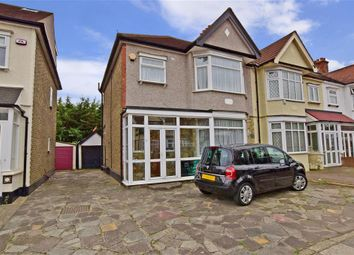 Thumbnail 3 bedroom semi-detached house for sale in Westminster Gardens, Clayhall, Ilford, Essex