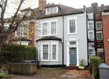 Thumbnail 3 bed flat for sale in Blenheim Gardens, Willesden Green