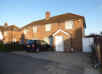 Thumbnail 4 bed semi-detached house to rent in Noel Road, West Acton, London