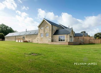 Thumbnail 4 bed barn conversion for sale in Stamford Road, Empingham, Oakham