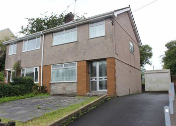 Thumbnail 3 bed semi-detached house for sale in Sterry Road, Gowerton, Swansea