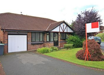 Thumbnail 3 bedroom detached bungalow for sale in Grant Close, Old Hall, Warrington
