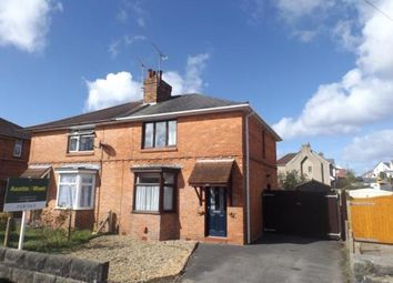 Thumbnail 2 bed semi-detached house for sale in Granville Road, Parkstone, Poole