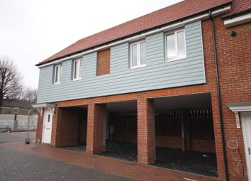 Thumbnail 2 bed maisonette to rent in Weavers Close, Eastbourne