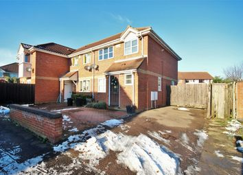 Thumbnail 3 bed semi-detached house for sale in Chinook, Highwoods, Colchester, Essex