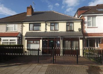 Thumbnail 4 bedroom end terrace house for sale in Morley Road, Birmingham, West Midlands