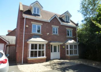 Thumbnail 5 bedroom property to rent in Croome Close, Swindon