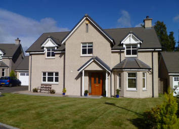 Thumbnail 5 bed detached house to rent in Chestnut Park, Banchory AB31,