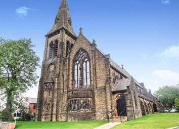 Thumbnail 1 bed flat for sale in Steeple View Close, Hyde