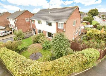 Thumbnail 4 bed semi-detached house for sale in Anthony Road, Wroughton, Swindon