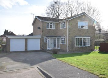 Thumbnail 4 bed detached house for sale in Beechwood Dale, Low Ackworth, Pontefract