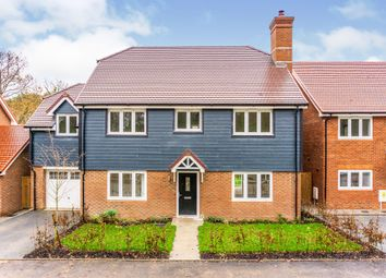 Thumbnail 5 bed detached house for sale in Copthorne Way, Crawley