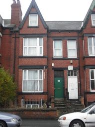 Thumbnail 6 bed terraced house to rent in Brudenell Road, Hyde Park, Leeds